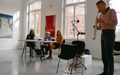 Künstlerischer Mehrklang in der Kunsthalle Brennabor.
